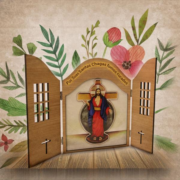 Capela de Jesus das Santas Chagas – Padre Reginaldo Manzotti & Associação  Evangelizar é Preciso
