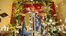 Coroação de Jesus das Santas Chagas