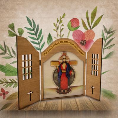 Capelinha de Jesus das Santas Chagas
