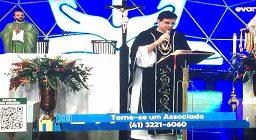Padre Reginaldo no Evangelizar Fortaleza